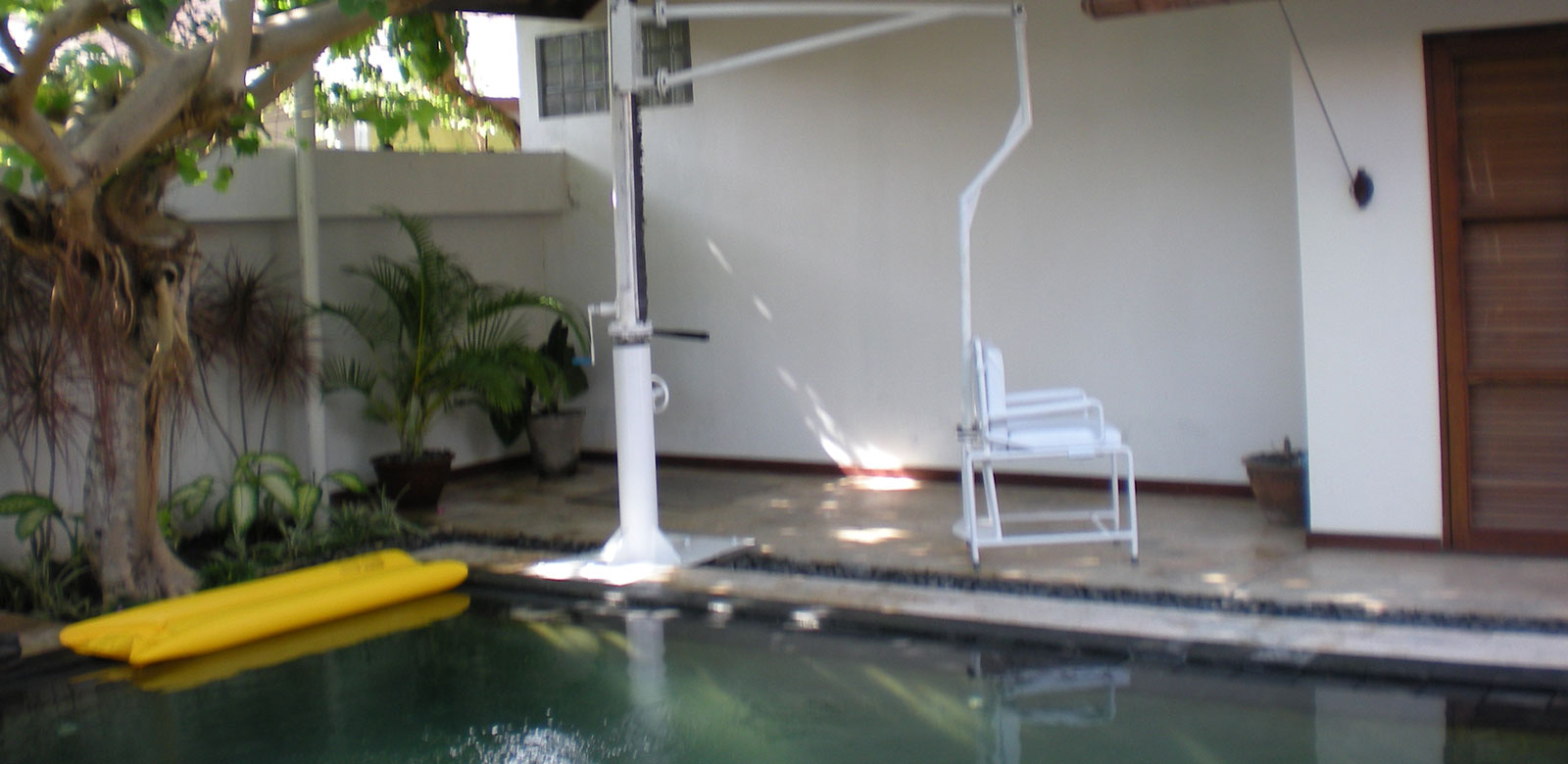 Disabled Holidays Bali - Villa G at Ellora